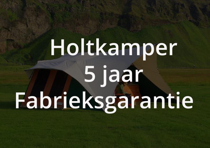 Holtkamper 5 jaar fabrieksgarantie