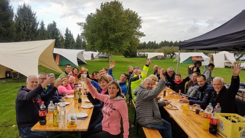 Holtkamper kampeerweekend Buitengoed de Boomgaard