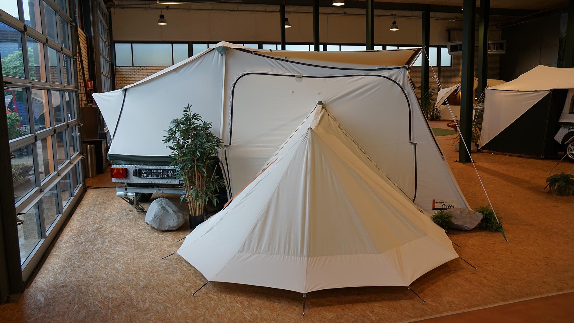 Adventure tent